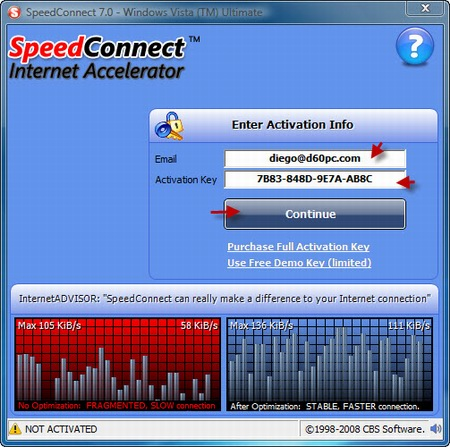 V7.5 INTERNET TÉLÉCHARGER SPEEDCONNECT 2008 ACCELERATOR